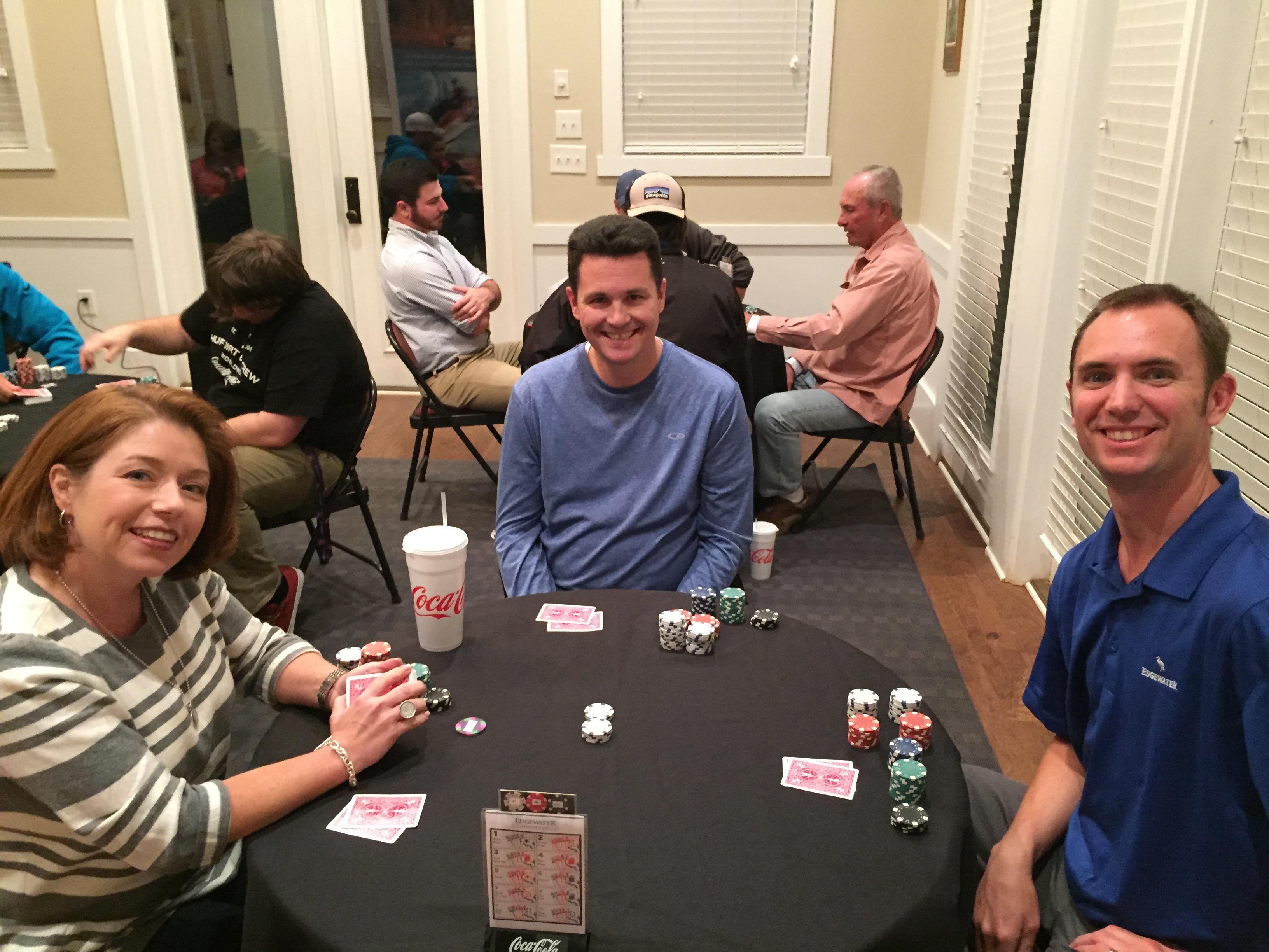 Edgewater Poker Tournaments